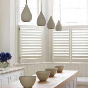BESPOKE INTERIOR WINDOW SHUTTERS