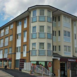 Contract vertical blinds, Aylesbury