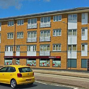 Contract vertical blinds, Aylesbury, Bucks