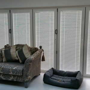 Perfect fit Venetian blind, Hatfield